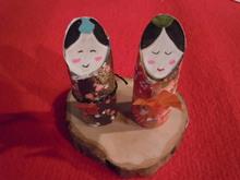 -終了しました- 【自然工作】 2月度-小枝でつくる雛飾り-