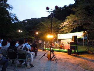 -終了しました- 8月29日 第17回『箕面の森の音楽会』-