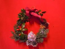 -終了しました- 12月18日「自然工作ワークショップ -自然素材でつくるクリスマス飾り-」