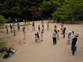 -終了しました- 5月3日おやこで森林浴ピクニック♪-公園探検ラリーー