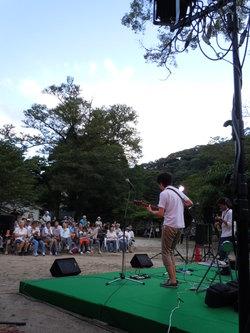 -終了しました- 8月30日 第15回箕面の森の音楽会