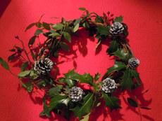 -終了しました- 12月度-自然素材でつくるクリスマス飾り-