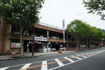 【利用案内】箕面駅前第一駐車場はリニューアル工事で閉鎖中:利用できません