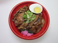 10月 今月弁当 栗豚丼 500円