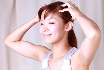頭皮のケアでほうれい線を予防する!?