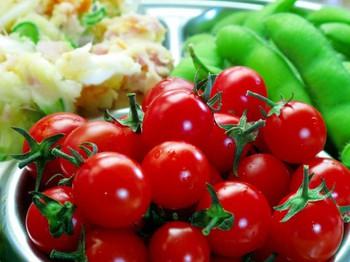 食べ物で内側からの紫外線ケア!