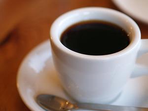シミ予防にコーヒー?