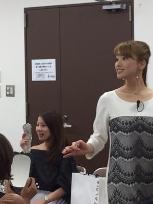 秋のタカラジェンヌヒロインレッスンを開催しました☆,゜.:。+゜