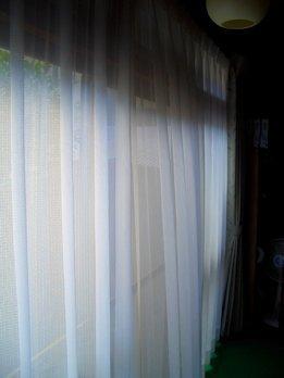 カーテンは長持ち