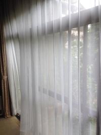 遮熱は窓際から