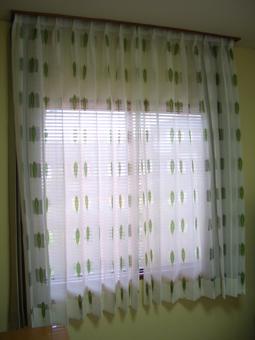 新しいカーテンのご提案
