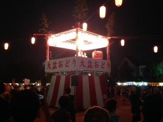 石橋まつり 大盆踊り大会