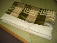 ベッドにも敷きふとん