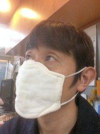 これからパシーママスクの出番