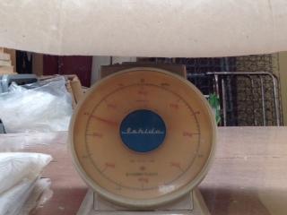 ふとん綿の計測