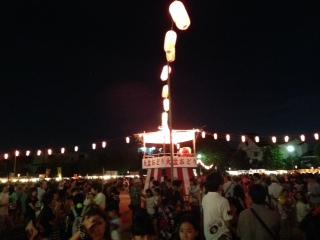石橋祭り2日目も大賑わい