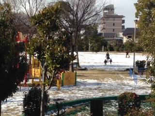 雪のおはこ市