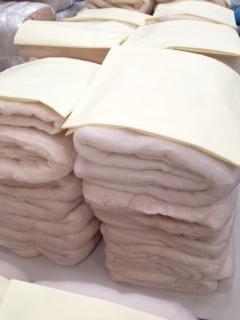 木綿ふとんのエコっぷり
