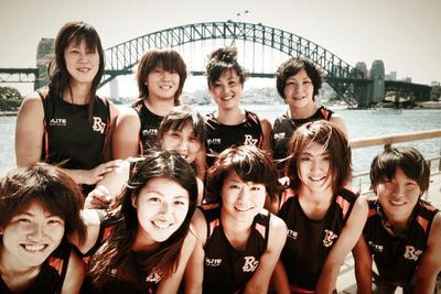 女子ラグビーチーム「Rugirl-7」を応援しています!