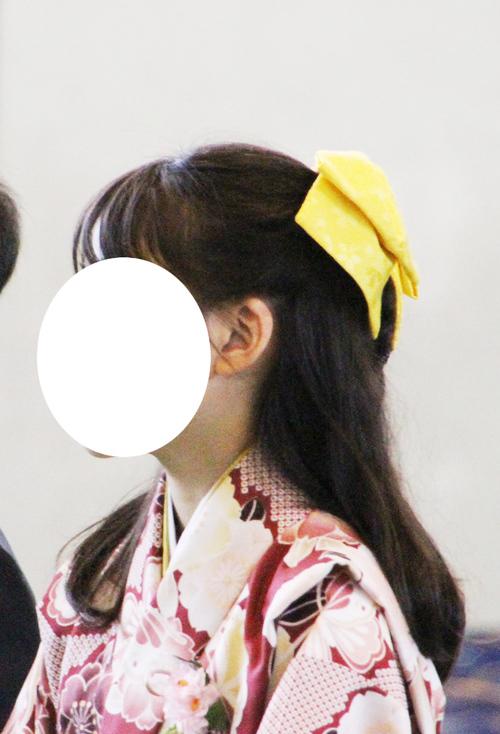 小学校卒業式に着る「袴」選びの7つのポイント【その5:髪型編】