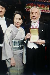 ノーベル賞授与式と晩餐会での着物 2016 2016/12/14 08:00:00