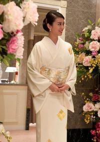 新ドラマ 「黒革の手帖」 武井咲ちゃんの着物姿がかっこいい!