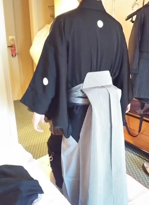 結婚式、前撮りの着付けお手伝い