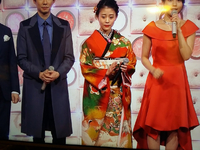 NHKの紅白で着ていた高畑充希ちゃんの着物がかわいい~!