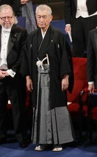 2018のノーベル賞授与式と晩餐会での着物
