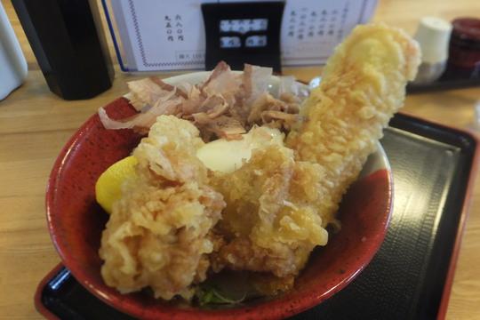 門真・三ツ島 「三ツ島真打」 最強の麺で頂く牛すき肉ぶっかけ!