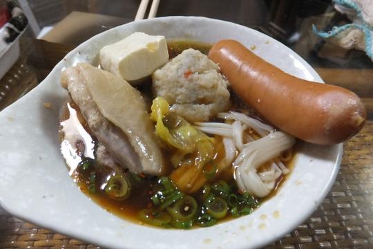 神戸 「とりがら忘年会」 恒例のロック鍋で年忘れ!2013