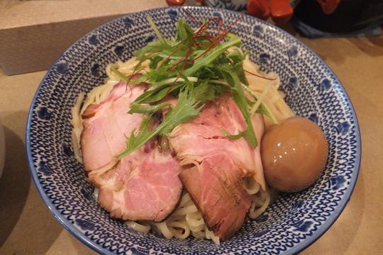 豊中・勝部 「島田製麺食堂」 大阪好っきゃ麺3 第15弾 冷やし煮干しつけそば!
