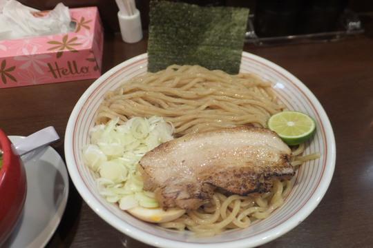 天満橋 「山麺」 大阪好っきゃ麺6 第13弾 香味焙煎麺のつけ麺!