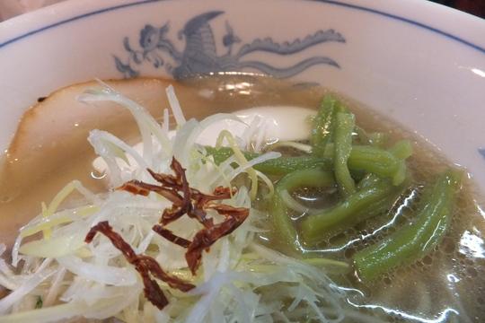 梅田・兎我野町 「麺や ぶたコング」 出汁が効いて鯛塩ラーメンが旨い!