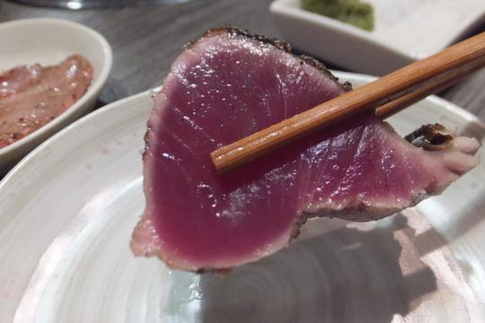 京橋 「因幡の国守」 鳥取和牛オレイン55を美味しく頂きました!