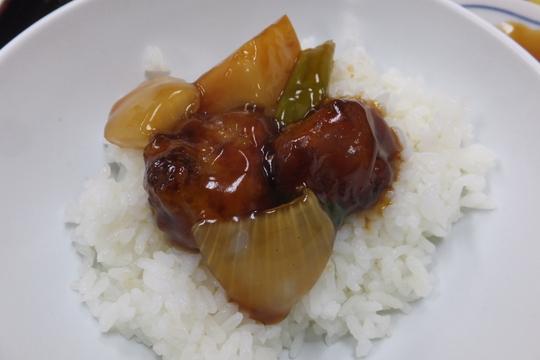 豊中・庄内 「広東料理 ハマムラ」 広東料理の老舗店で頂く酢豚定食!