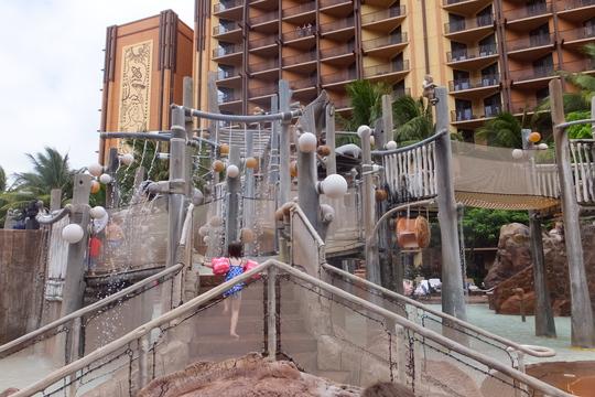 コオリナ 「アウラニ・ディズニーリゾート&スパ」 ハワイ珍道中16 ディズニーが運営する夢の国のホテルを体験!