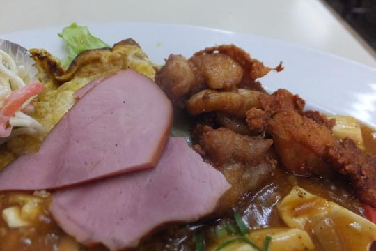 豊中・蛍池 「ます」 お得でボリューミーなマーボー豆腐ランチ!