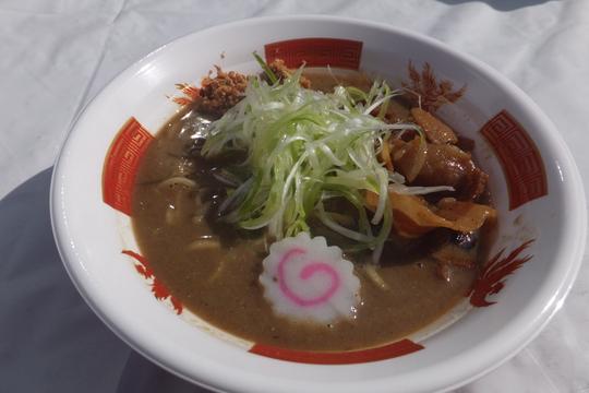 梅田 「天下統一ラーメンバトル 2016」 第二幕 初日!