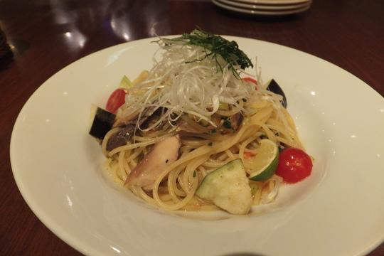 吹田・江坂 「ロッソ」 プチ贅沢な気分のパスタランチ!
