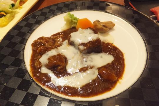 梅田・新阪急ホテル 「オリンピア」 関西うどん新麺会2014