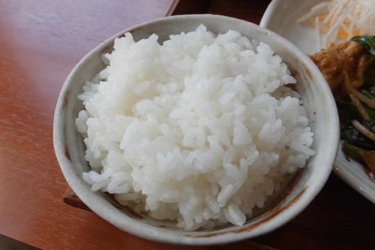吹田・江坂 「奏(kanade)」 豚肉と小松菜のみそ炒めが旨い!