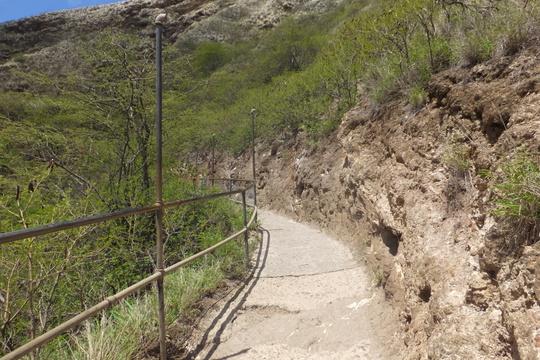 ハワイ 「ダイヤモンドヘッド」 ハワイ珍道中12 実践!ダイヤモンドヘッドの登り方!