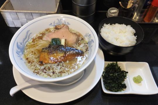梅田・兎我野町 「ぶたコング」 大阪好っきゃ麺4 第7弾 日祝限定・鯖こんぐ!