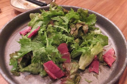 なんば 「なるとや」 野菜串巻きが美味しく食べやすくてついつい食べ過ぎてしまいます!!