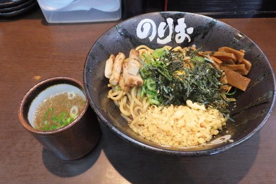 難波中 「のりお 難波中店」 大阪好っきゃ麺4 第10弾 油そば!