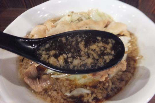 生野・寺田町 「麺屋わっしょい」 肉yaとのコラボA-5国産黒毛和牛ミンチを使ったキーマカレー丼!