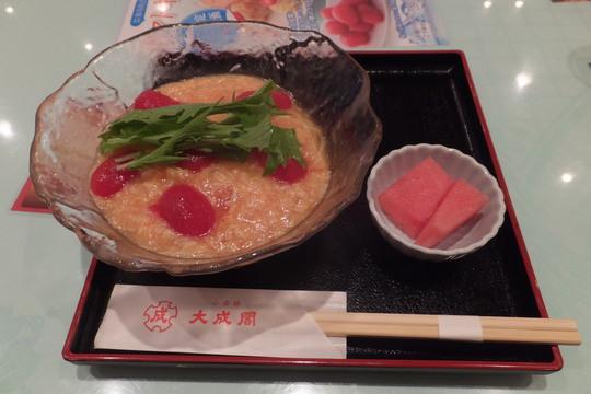 心斎橋 「大成閣」 大阪好っきゃ麺5 第15弾 トマトキムチ冷麺!