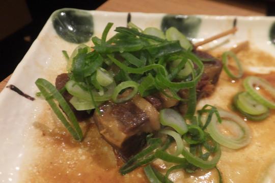 新大阪 「メッセ熊子」 名物オニおこが玉ねぎの食感でメッチャ旨い!