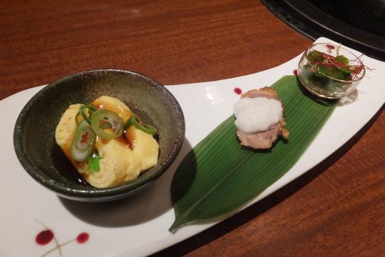 北浜 「軍鶏十番」 近江軍鶏の焼きと鍋が頂けます!